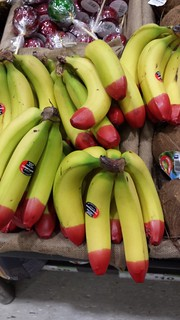 Red Tipped Bananas