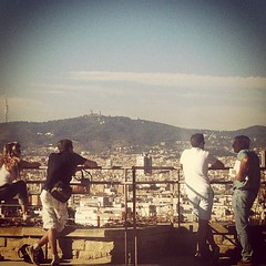 #view of #tibidabo