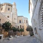 Изображение Сионские ворота вблизи Old City.