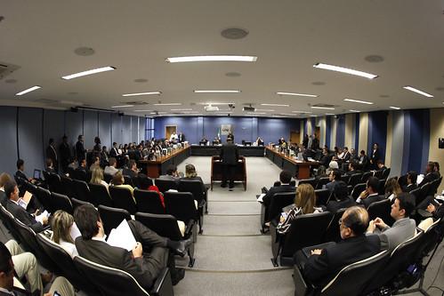 Pauta da sessão do CNJ desta terça-feira tem 120 itens previstos para julgamento