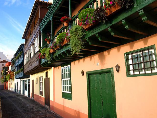 Los Balcones La Palma