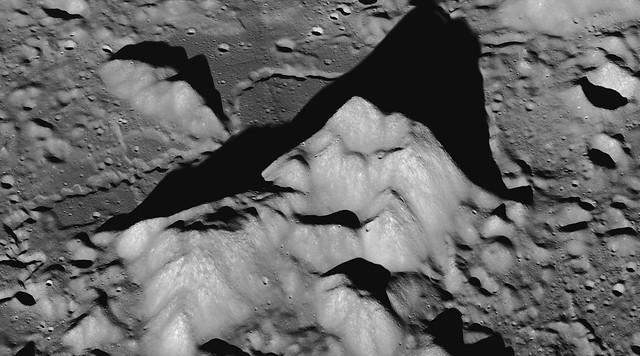 The Lunar Alps