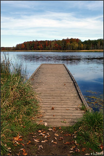 Valens Lake Dock