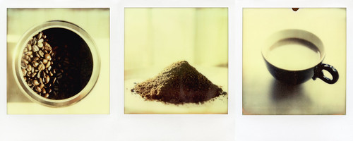 Coffee Triptych