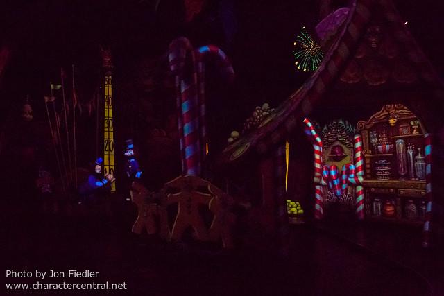 Disneyland Dec 2012 - Pinocchio's Daring Journey