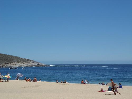Playa/Beach, Zapallar, Chile - www.meEncantaViajar.com by javierdoren