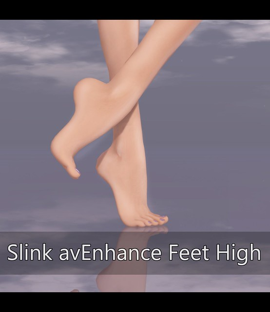 Slink AvEnhance Feet High at SHOETOPIA 2013