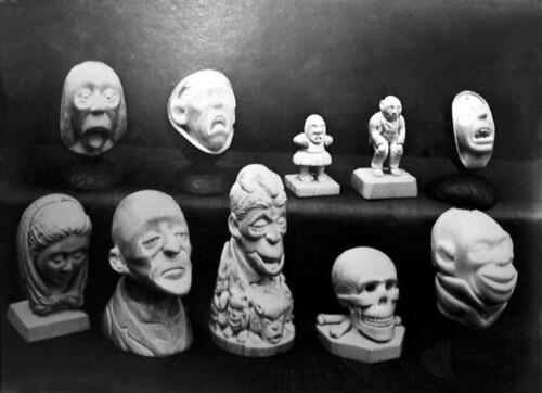 John Bolen Nut Carvingsa