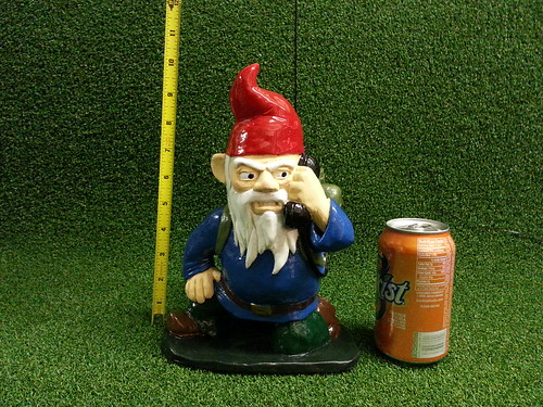 Radio Gnome Scale Reference