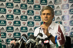 Coletiva do presidente Peter Siemsen - 10/12/2013