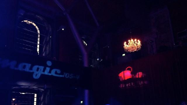 Magic Private Robbie Williams Concert