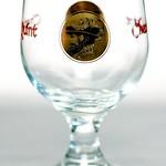 ベルギービール大好き!!【チャールズクイントの専用グラス】(管理人所有 )
