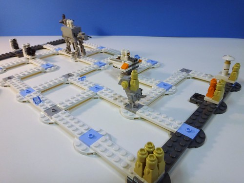 LEGO Battle of Hoth Game 1