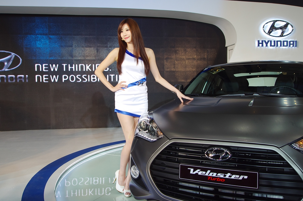 2014台北車展Hyundai現代篇
