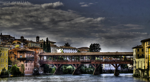 Bassano del Grappa from life of Ernest Hemingway
