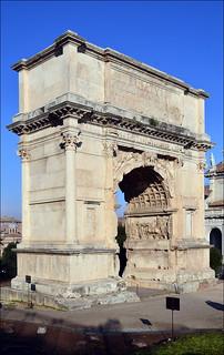 Arch of Titus の画像. italy rome architecture arch triumphalarch rosettes viasacra archoftitus soffit coffers coffering grxa23 georgerexphotography imagesgeorgerex georgerextaatgmaildotcom rabirus photobygeorgerex