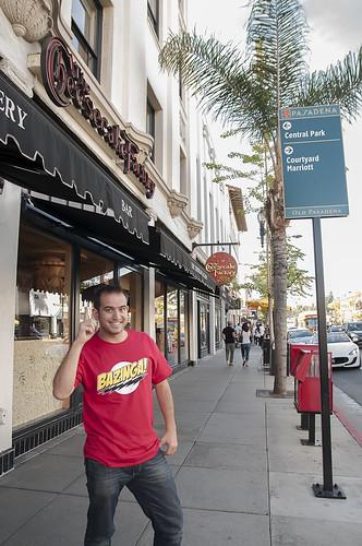 Old Pasadena Cheesecake Factory