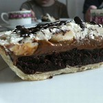 Chocolate & Banana Mud Pie