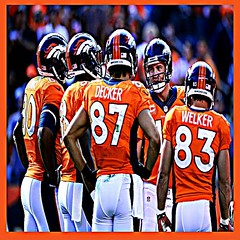 Peyton & the Mile High 4 Horsemen