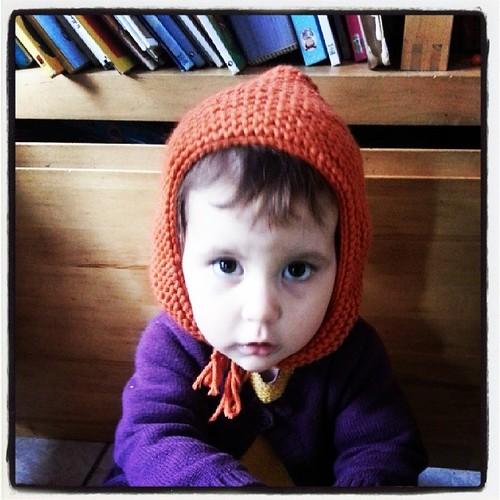 ♥ hihi je l'ai eu ♥ #knit #tricot #phildar #beguin