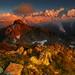 Mont Blanc from Col de la Gliere by sunstormphotography.com