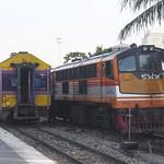 Bangkok Railway Station görüntü. train thailand asia southeastasia diesel bangkok locomotive hualamphong diesellocomotive thairailways asianrailway