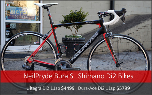 Bura SL Di2 Bike Sale