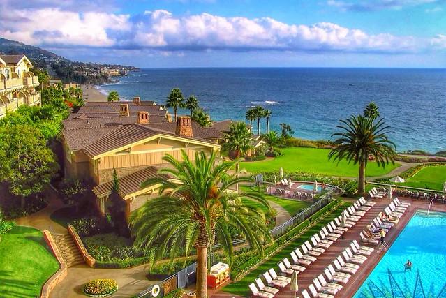montage hotel laguna beach | california.