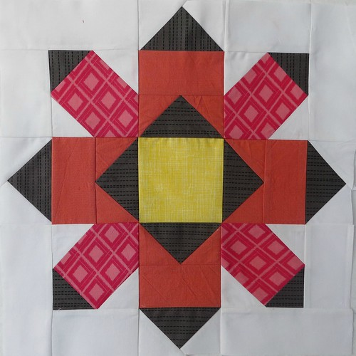 February dgs Block by Heather@QuiltsintheQueue