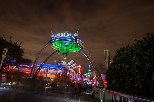 Tomorrowland Flood by Jeff.Hamm.Photography