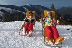SNOW tour 2013/14: Jasná / Chopok - jasno v Jasné