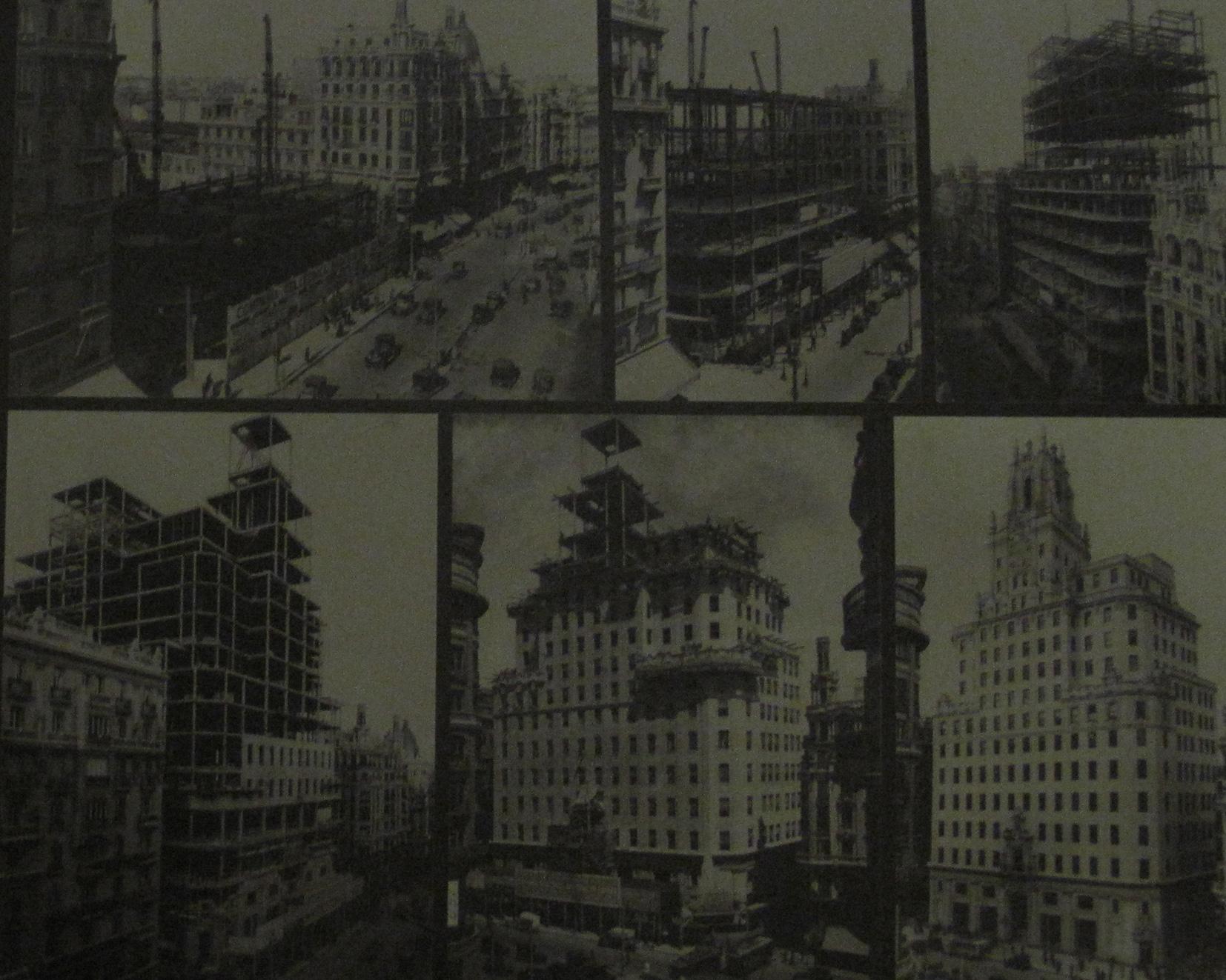 edifcio telefoniva_fotos historicas_madrid_fuente paneles explicativos