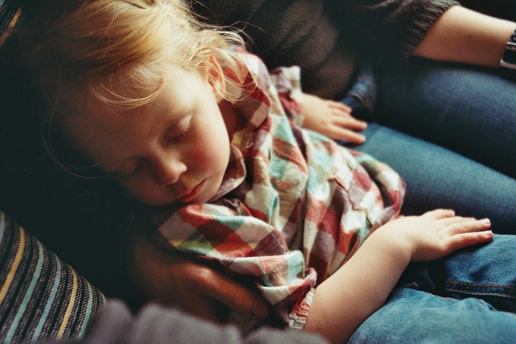 Sleepy Connie