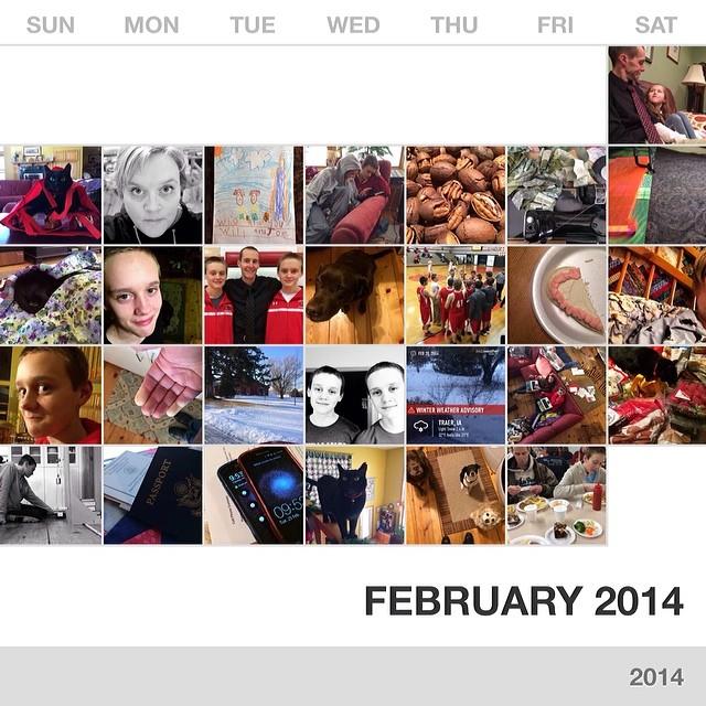 February in photos!