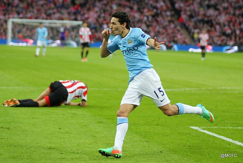 City 3-1 Sunderland: Match action and celebrations