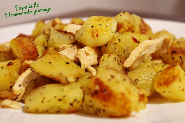 Cartofi picanti cu busuioc si usturoi (5)