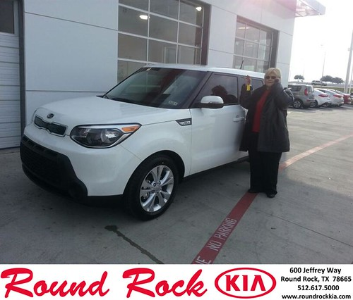 Thank you to Rosa Hernandez on your new 2014 #Kia #Soul from Rudy Armendariz and everyone at Round Rock Kia! #NewCar by RoundRockKia