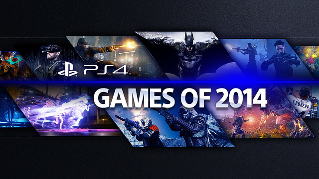 PS4 Games in 2014