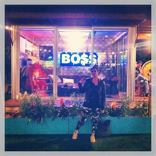 Like the BO$$ of SXSW