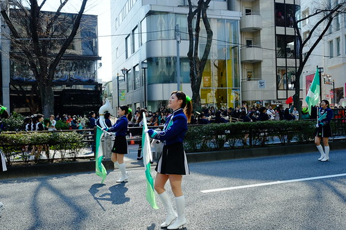 Harajuku St Patricks Day Parade 2014 24