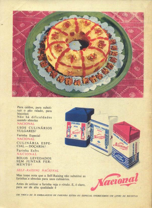 Crónica Feminina Culinária, Nº 18 - contra-capa
