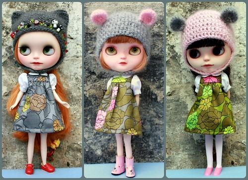 Blythe babydoll dresses