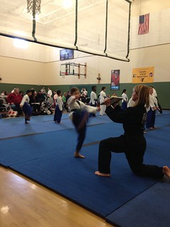 TKD board breaking