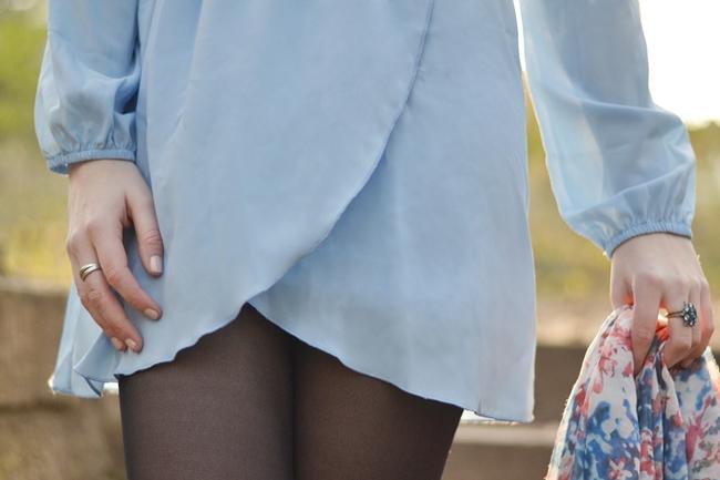 Outfit babyblaues Kleid (4)