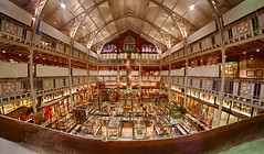 Pitt Rivers musuem Oxford