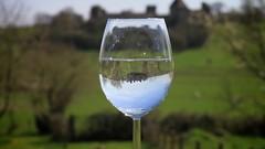 Le château de Rosmeont tient dans un verre