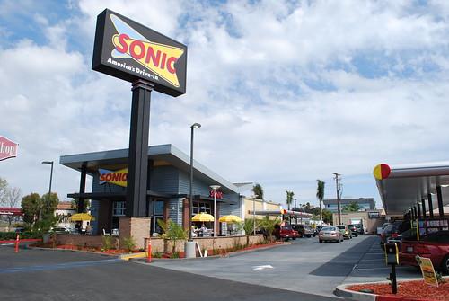 Sonic Entrance