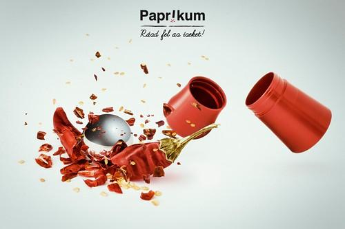 Paprikum-Paprika robban