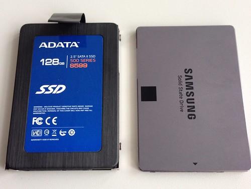 SSD-csere