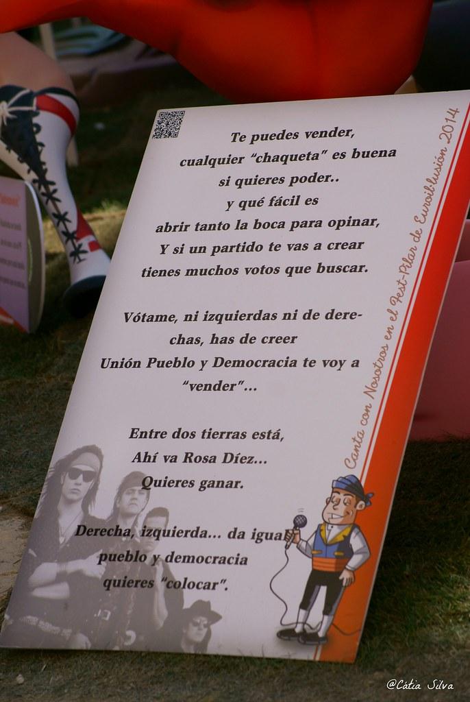 Valencia_Fallas 2014_ Falla Plaza del Pilar (8)